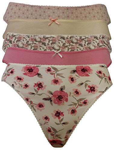 pack-of-5-ladies-high-leg-assorted-famous-make-cotton-rich-briefs-sizes-8-to-20-20-pink-mixed-pack