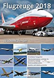 Wochenkalender Flugzeuge 2018 -