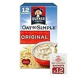 Quaker Oat So Simple Original Porridge 12 x 27g