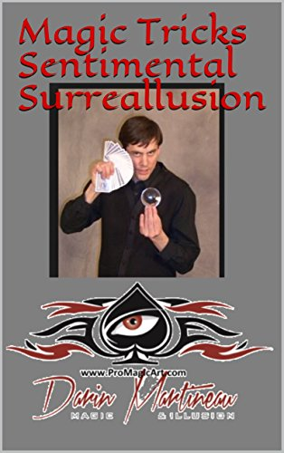 Magic Tricks Sentimental Surreallusion (English Edition)