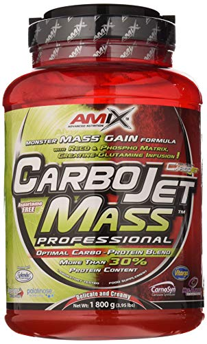 Amix Carbojet Mass Professional Carbohidratos - 1800 gr_8594159535299