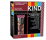Kind Bar Plus Cranberry & Almond PLUS Antioxidants from Kind Bar