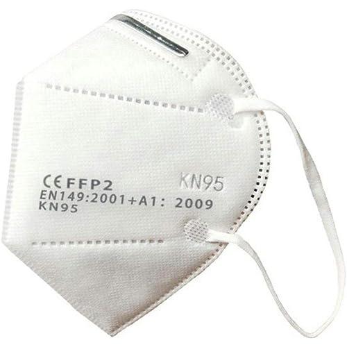 blackpoolal 10x Mascherine FFP2 NR PER BAMBINI - Certificate CE 2163 - Box (10PCS)