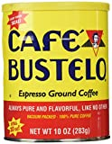 Best Cuban Coffees - CAFE BUSTELO CAFE ESPRESSO GROUND COFFEE 283g CAN Review