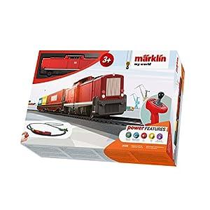 "51o1fIjke9L. SS300  - Märklin my world 29309 - Startpackung ""Güterzug"" (Akku), Spur H0"