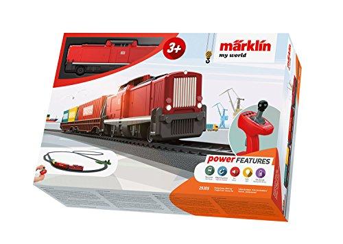 "51o1fIjke9L - Märklin my world 29309 - Startpackung ""Güterzug"" (Akku), Spur H0"