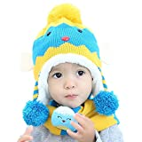 SRANDER - Sombrero - para bebé niña Blau-A Talla única