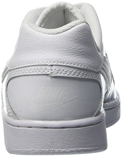 Nike Wmns Son Of Force, Basket femme Multicolore - Multicolore (White/White/Wolf Grey/White)