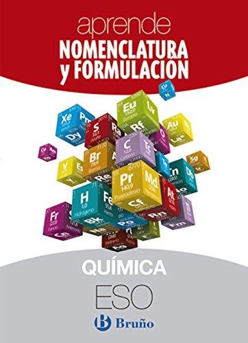 Aprende Nomenclatura y Formulación Química ESO