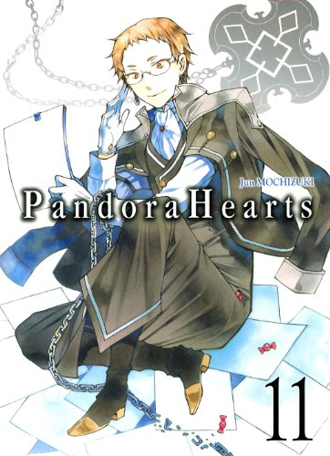 Pandora Hearts Edition simple Tome 11