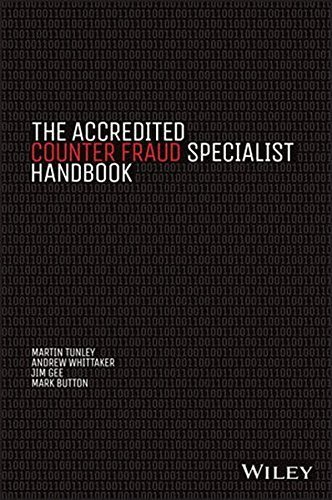 The Accredited Counter Fraud Specialist Handbook by Martin Tunley (2015-01-27)