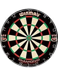 Winmau Bristle Dartboard Diamond - Diana ( torneo, acero, tablero, cerdas )