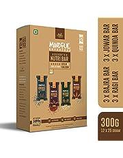 EAT Anytime Millet Energy Bars - Variety Box
