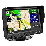 GPS Voiture Europe 7 Pouces Système de NavigationAutomatique à Ecran Tactile Europe 48 Carte Utilisation dans Voiture et Camion Mises à Jour gratuites de la Carte
