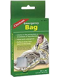 Coghlans Emergency Bag - Botiquín de primeros auxilios, color plateado