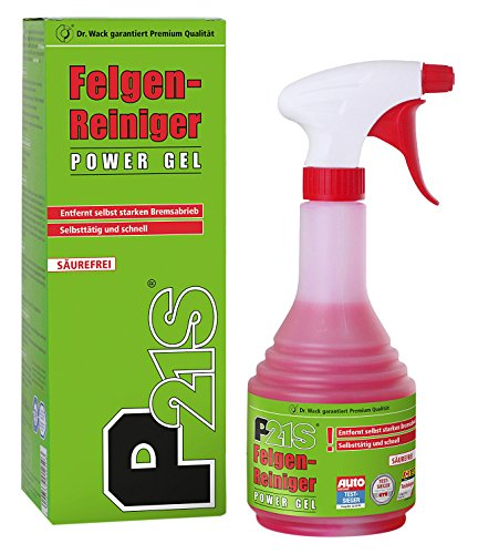 Price comparison product image Dr. Wack 1250 P21-S PowerGel Alloy Cleaner 500 ml