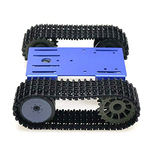 Black as described MagiDeal DIY DC 4wd Smart Robot Car Chassis Kit Motor Type 1:48 for Arduino