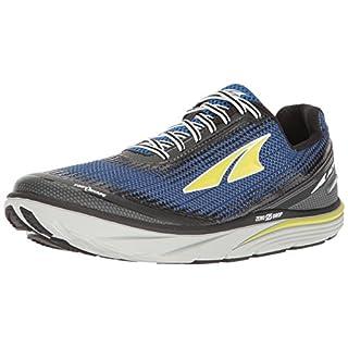 Altra Men's Torin 3 Running Shoe Blue/Lime 11 D US