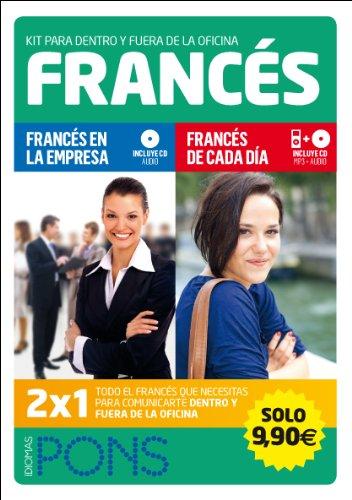 Kit para dentro y fuera de la oficina : francés por AA.VV