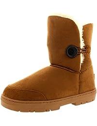 John Spencer - Zapatos de cordones para hombre blank, color marrón, talla 44