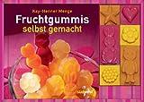 Fruchtgummis selbst gemacht-Set: Buch mit Förmchen