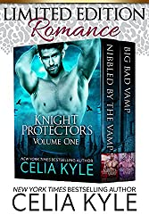 Knight Protectors Volume One (BBW Paranormal Vampire Romance) (English Edition)