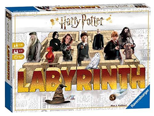 Ravensburger - Jeu de Société - Labyrinthe Harry Potter