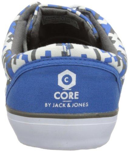 Jack & Jones Jj Kos Low Core, Baskets mode homme Bleu (Palace Blue)