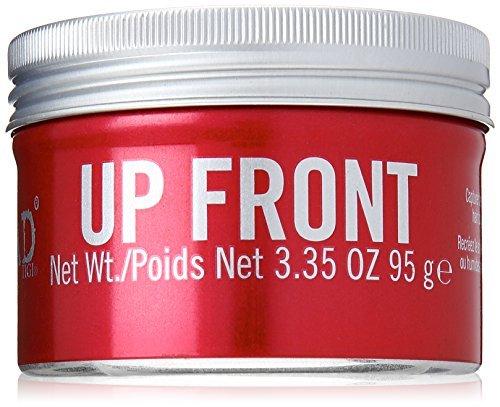 TIGI Bed Head Up Front Rocking Gel Pomade for Men, 3.35 Ounce by TIGI (Tigi Bed Head-pomade)
