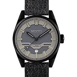 MEDOTA Caelum Men's Automatic Water Resistant Analog Quartz Watch - No. 1403