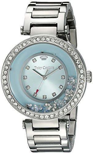 Juicy Couture Donna 1901330crystal-accented in acciaio inox da Juicy Couture