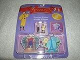 Anastasia Russian Palace Locket Spielzeug-Set with Two Figuren GALOOB 1997