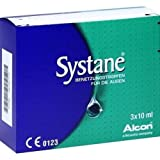 Systane Augentropfen, 3x10 ml