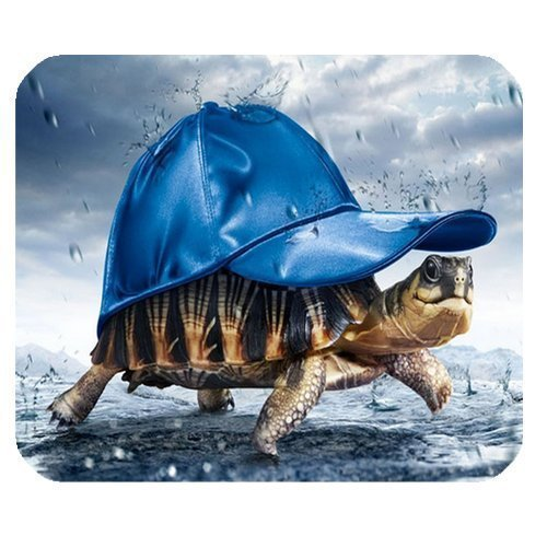 Nymeria 19 Customized Sea Turtle DIY Design for Standard Rectangle Gaming Mousepad GT-46