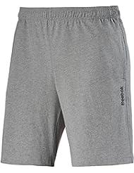 Reebok EL Jersey Short - Pantalón corto para hombre