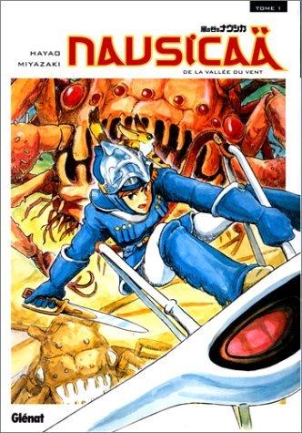 Nausicaa Vol.1 par MIYAZAKI Hayao