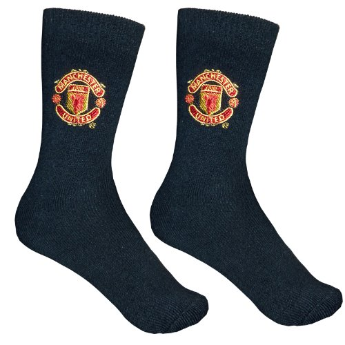 Manchester United F.C. Manchester United Thermal Socks - Multi-Colour, Size 6 - 11