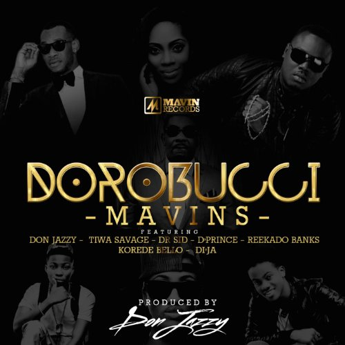 Dorobucci (feat. Don Jazzy, Dr...