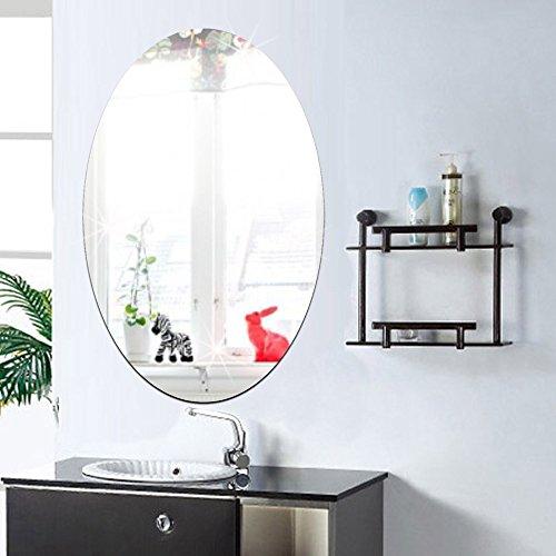 ungfu-Mall-1-Pc-27-x-42-cm-cuarto-de-bao-etiqueta-extrable-Espejo-Ovalado-pared-pegatinas-Home-Decor
