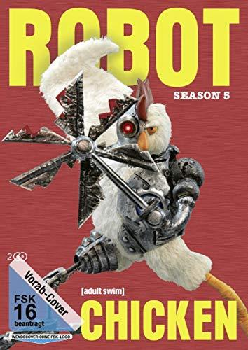 Robot Chicken: Season 5 [2 DVDs] (Dvd-robot Chicken)