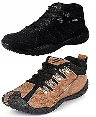 Jabra Perfect Combo Pack Of Shoes For Men