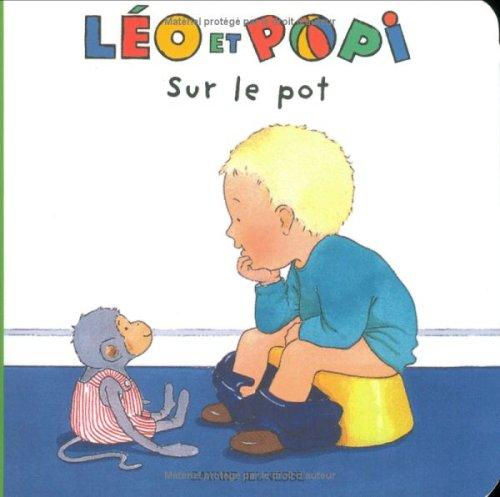 Sur le pot par Claire Clément, Lucy Brum