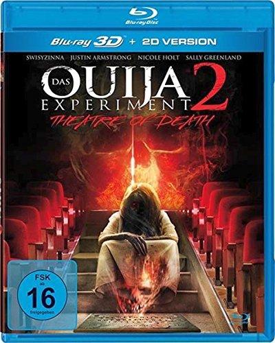 Das Ouija Experiment 2  (inkl. 2D Version) [3D Blu-ray]