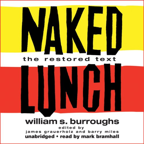Naked Lunch  Audiolibri