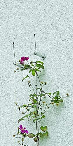 Floracord aus Edelstahl