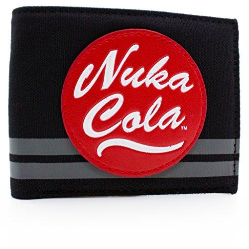 Bethesda Fallout 4 Nuka Cola Vault Boy Rosso portafoglio