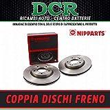NIPPARTS N3312072 Rotori Disco Freno per Veicoli