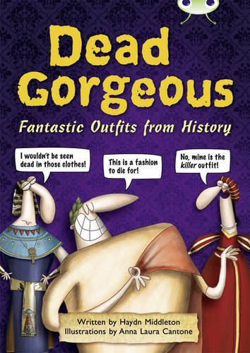 Bug Outfit (BC NF Brown B/3B Dead Gorgeous: Fantastic Outfits from History (BUG)