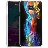 Samsung Galaxy A3 (2016) Housse Étui Protection Coque Fumée Fumée Brouillard