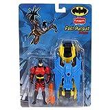 #10: Funskool Fast Pursuit Batman
